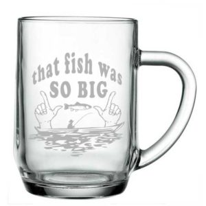 Lystfisker gave