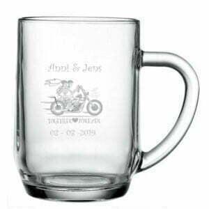 Biker bryllupsgave