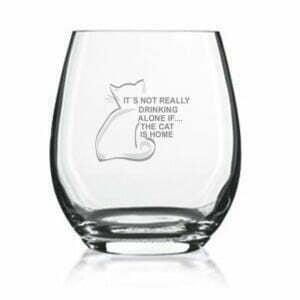 whiskyglas kat gave