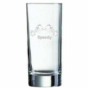 Drinkglas gave