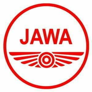 Jawa logo rund