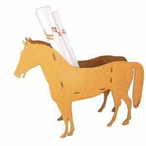 Sangskjuler-Hest