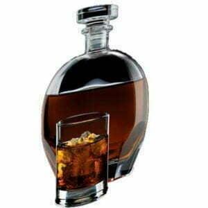 whisky sæt gave