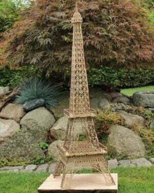 Eiffeltårn til udstilling